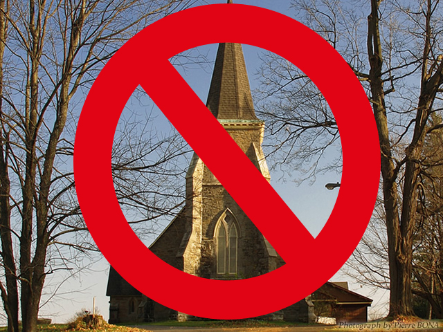Ecclesia does not equal church