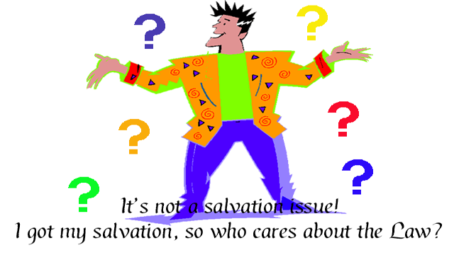 Whole Bible Objections: Freedom in Christ, Salvation is Enough, Don't Hear Jesus